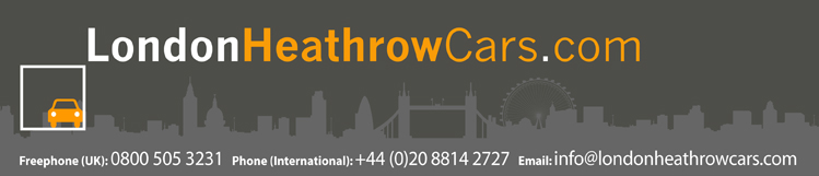 Heathrow Chauffeur Header
